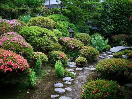 13安楽寺11書院庭園