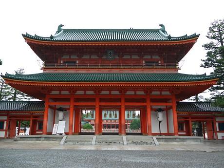 01平安神宮01応天門