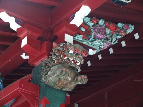 16神社12門-彫物