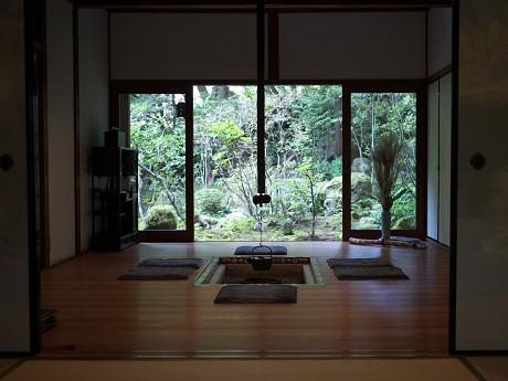 44宝泉院-鶴亀03