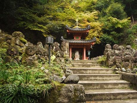 11愛宕念仏寺12