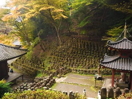 15愛宕念仏寺11金像