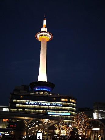 22京都タワー