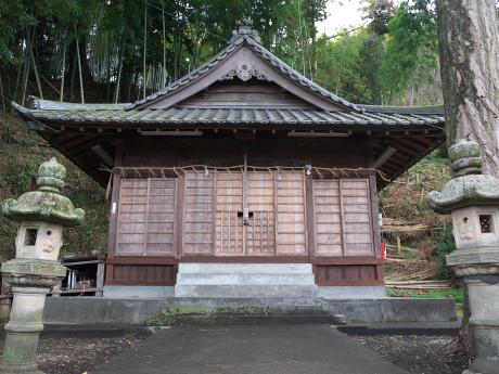 09手越-少将井神社-本堂