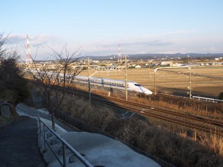 11連城寺-新幹線