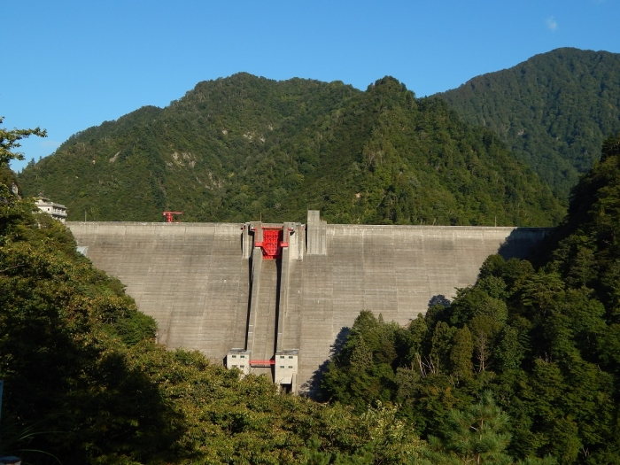 DSCN6493加治川治水ダム