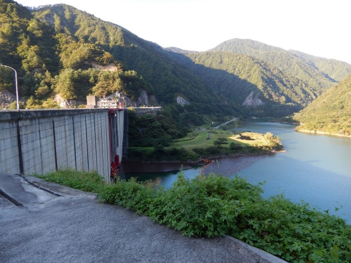 DSCN6530加治川治水ダム