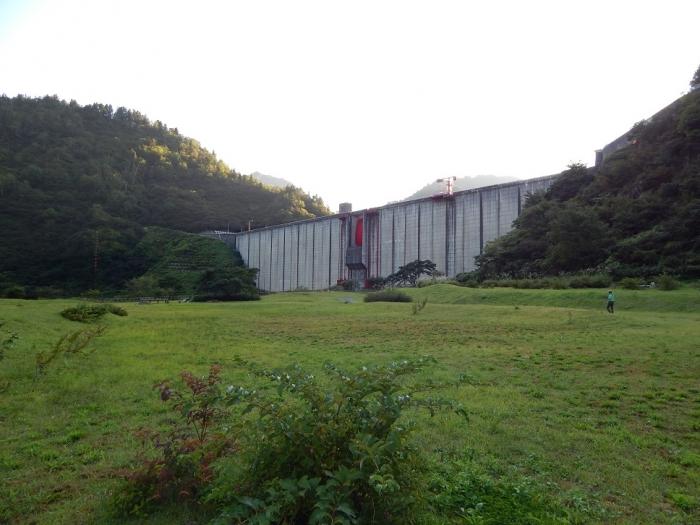 DSCN6538加治川治水ダム