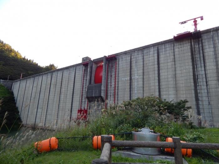 DSCN6548加治川治水ダム