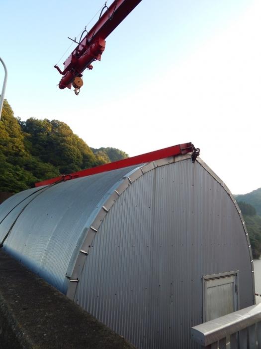 DSCN6620刈谷田川ダム