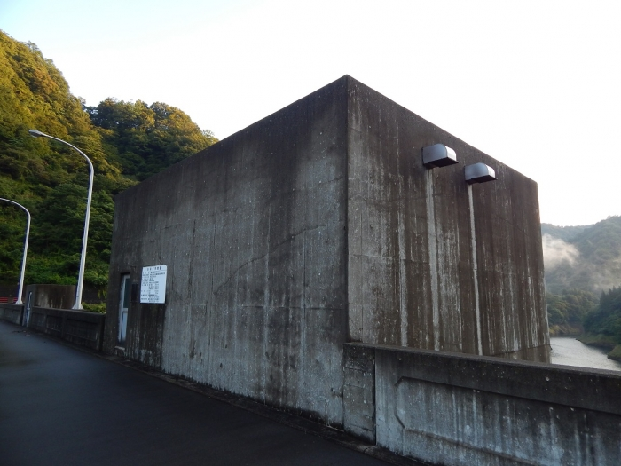 DSCN6624刈谷田川ダム