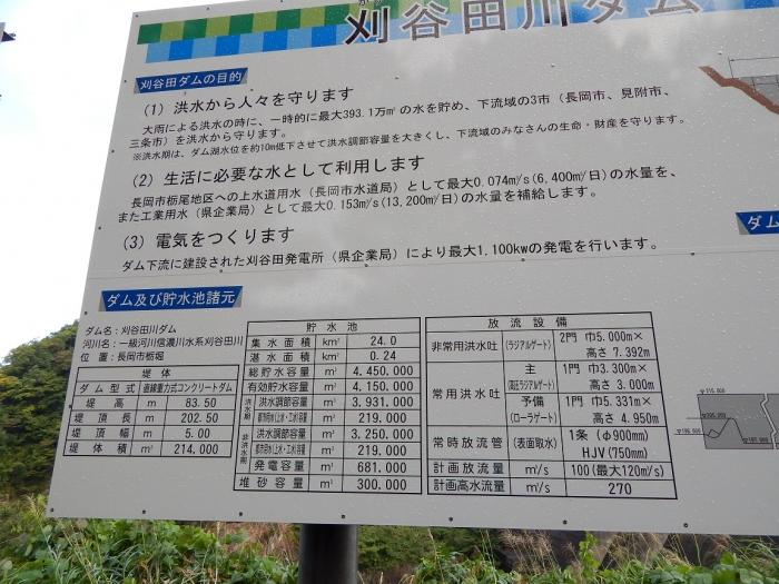 DSCN6664刈谷田川ダム
