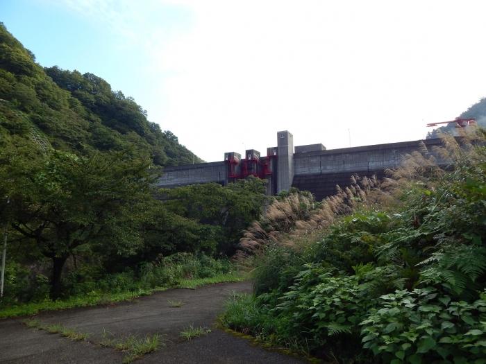 DSCN6669刈谷田川ダム