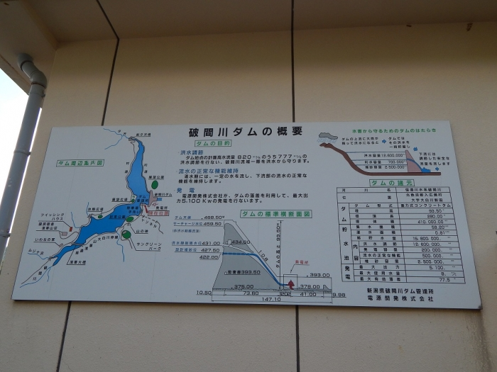 DSCN6689破間川ダム