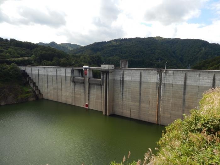 DSCN6690破間川ダム