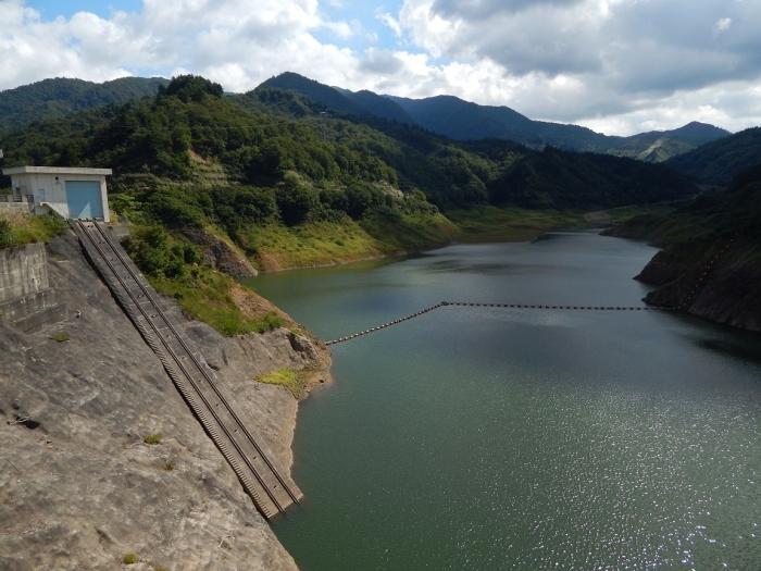 DSCN6705破間川ダム