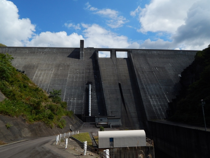 DSCN6729破間川ダム