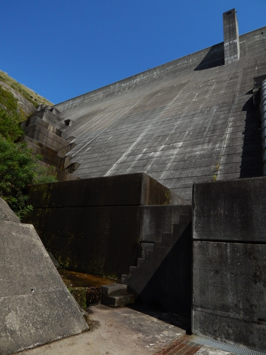 DSCN6754破間川ダム