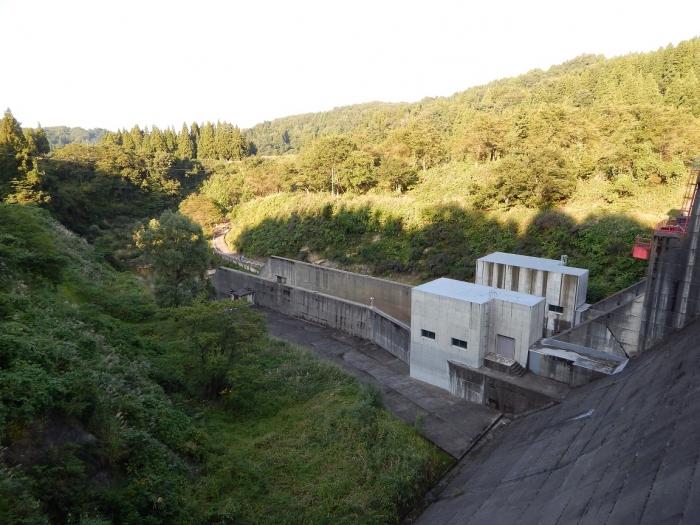 DSCN6808鯖石川ダム