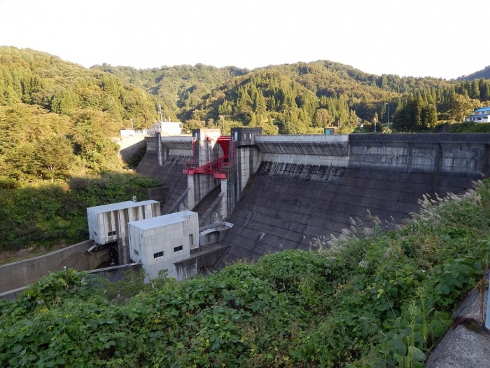 DSCN6811鯖石川ダム
