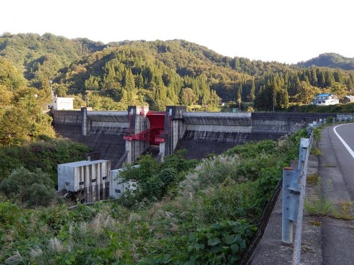 DSCN6816鯖石川ダム
