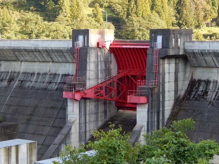 DSCN6817鯖石川ダム