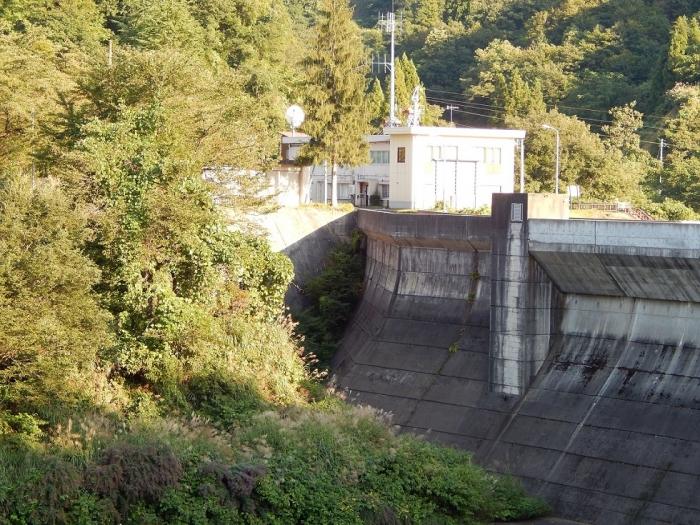 DSCN6818鯖石川ダム