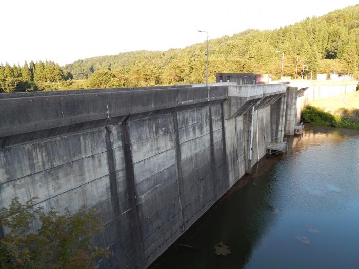 DSCN6820鯖石川ダム