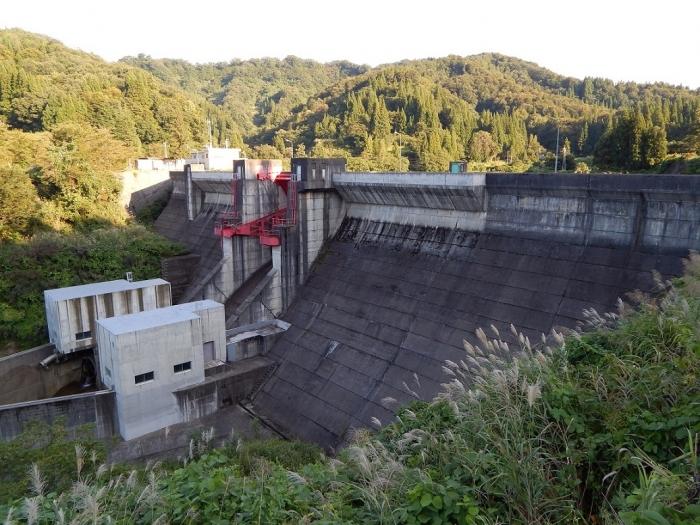 DSCN6819鯖石川ダム