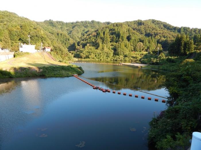 DSCN6821鯖石川ダム