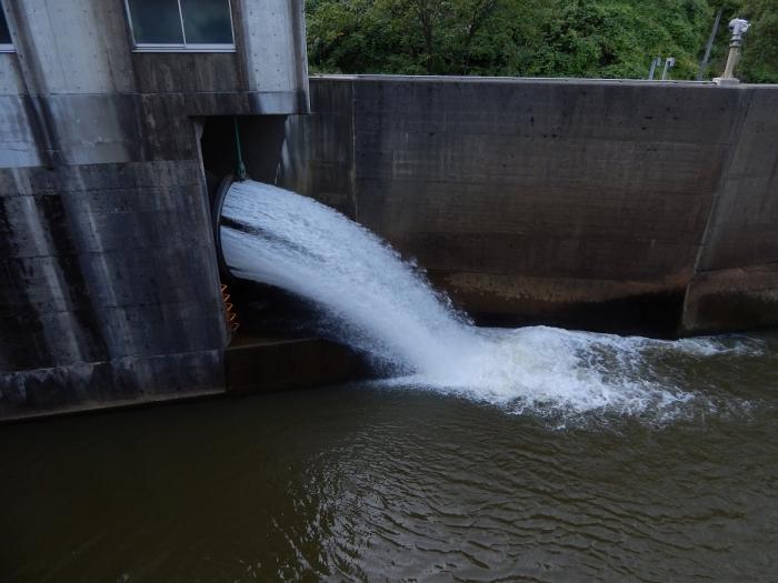 DSCN6861鯖石川ダム