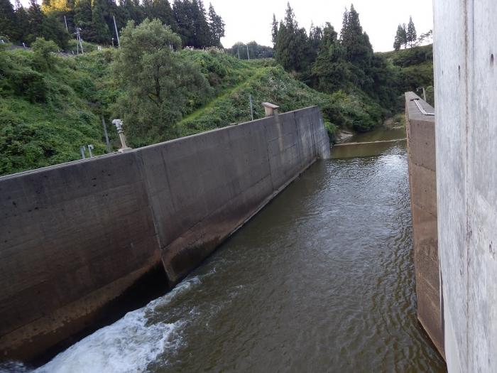 DSCN6866鯖石川ダム