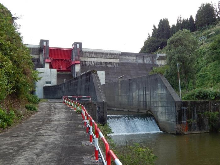 DSCN6931鯖石川ダム