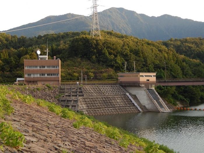 DSCN6954柿崎川ダム