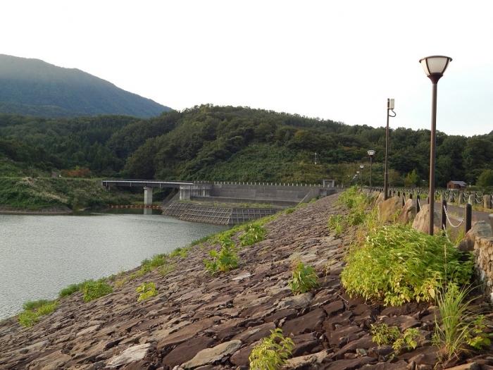 DSCN6956柿崎川ダム