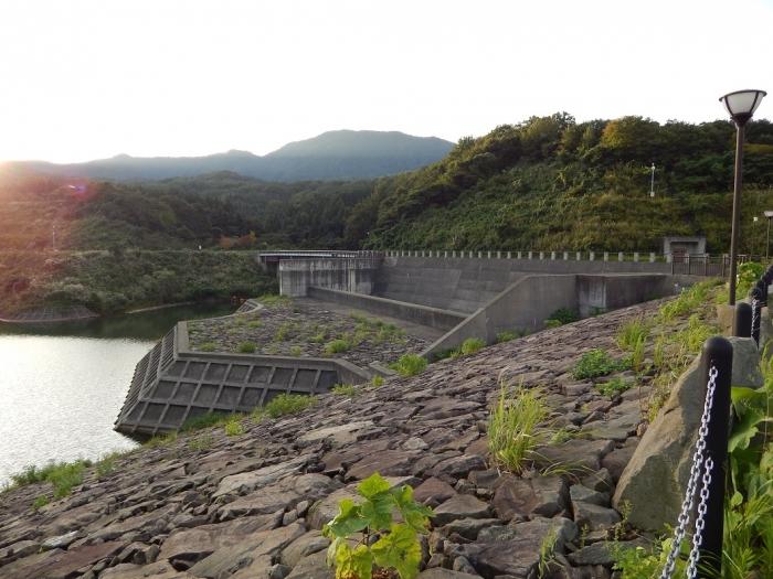 DSCN6958柿崎川ダム