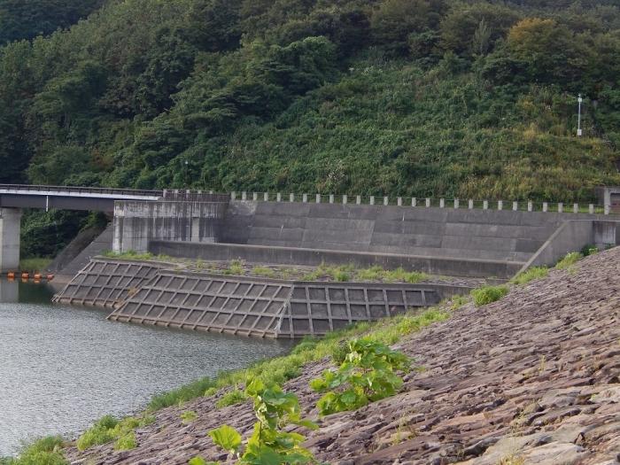 DSCN6957柿崎川ダム