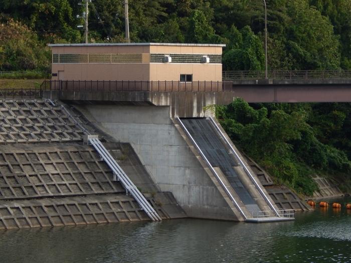 DSCN6955柿崎川ダム