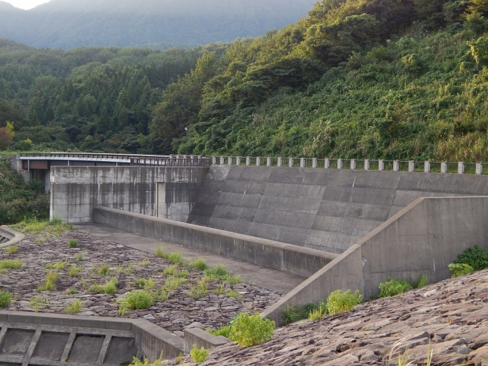 DSCN6959柿崎川ダム