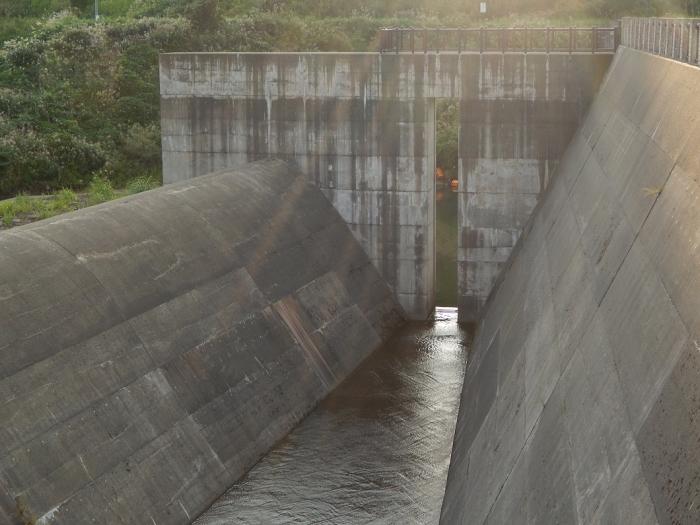 DSCN6964柿崎川ダム
