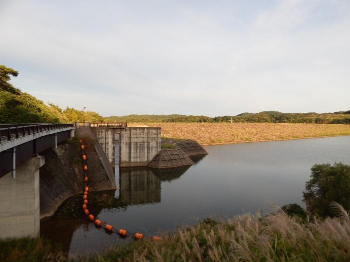 DSCN6966柿崎川ダム
