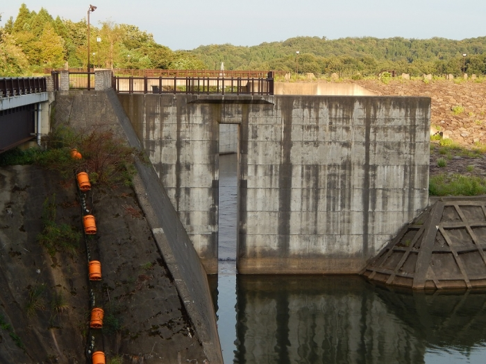 DSCN6967柿崎川ダム