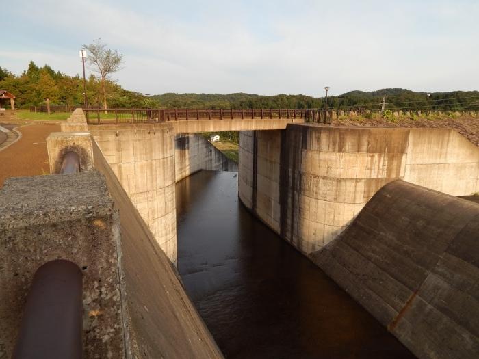 DSCN6975柿崎川ダム