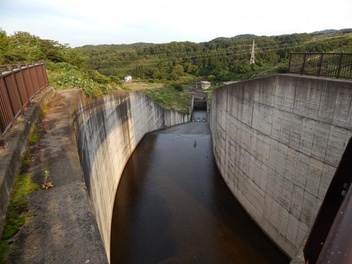 DSCN6978柿崎川ダム