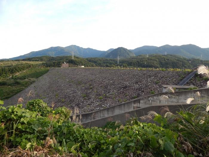 DSCN6985柿崎川ダム