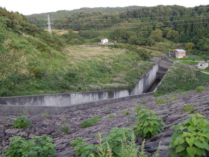DSCN6987柿崎川ダム