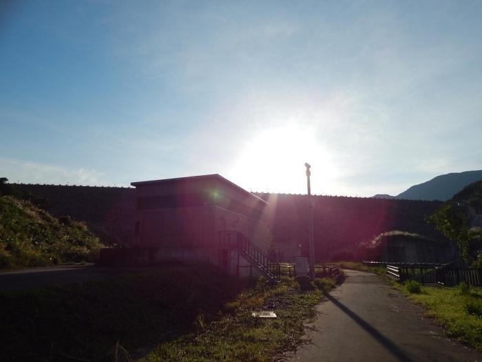DSCN6990柿崎川ダム