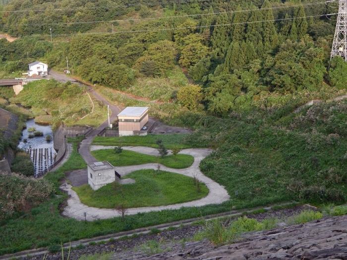 DSCN6989柿崎川ダム