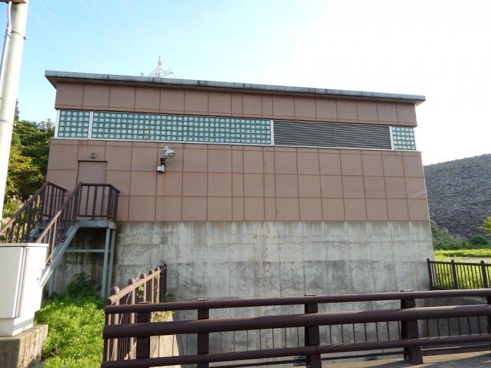 DSCN6993柿崎川ダム
