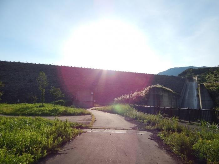 DSCN6998柿崎川ダム